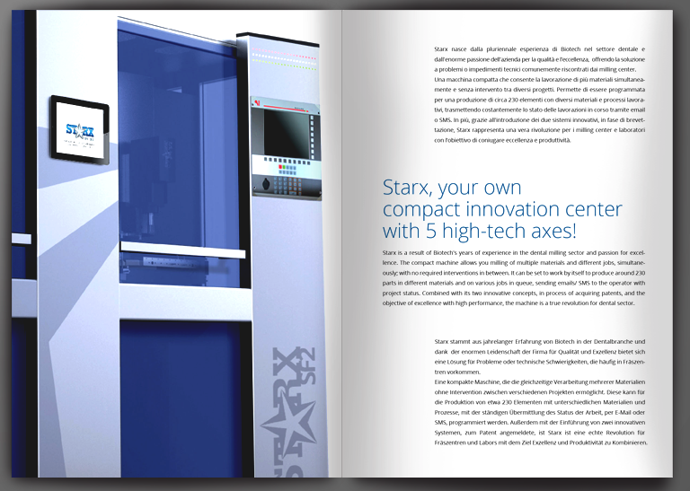 Starx Machines Brochure